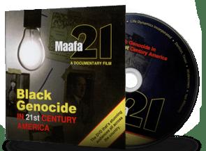 Maafa 21 Logo